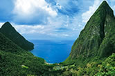 Piton Management Area - World Heritage Site