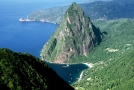 Jalousie between the Pitons