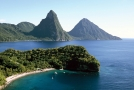 Asne Chastenet & the Pitons