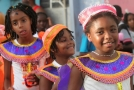 Kids Carnival in Soufriere